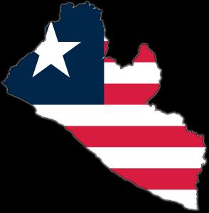 Maptune_Liberia1_flag_map
